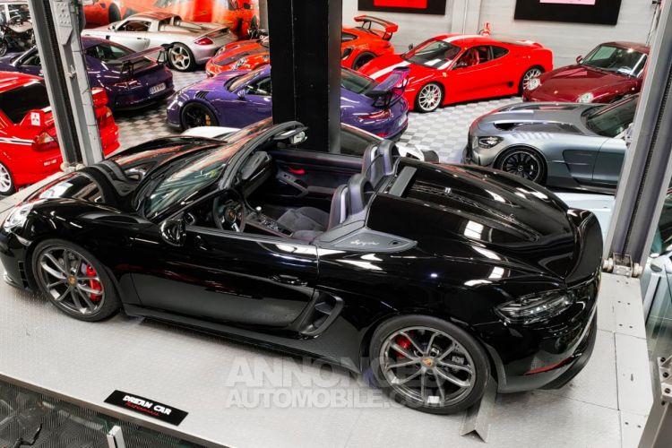 Porsche 718 Spyder PORSCHE 718 BOXSTER SPYDER 4.0 - <small></small> 114.900 € <small>TTC</small> - #3