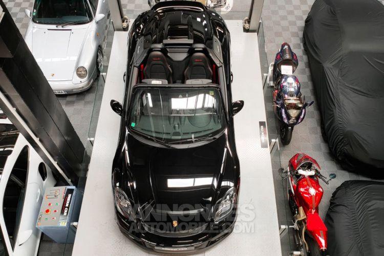 Porsche 718 Spyder PORSCHE 718 BOXSTER SPYDER 4.0 - <small></small> 114.900 € <small>TTC</small> - #6