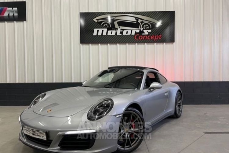 Porsche 911 991 4 S PHASE 2 3.0 420 CV CARNET COMPLET - <small></small> 119.990 € <small>TTC</small> - #1