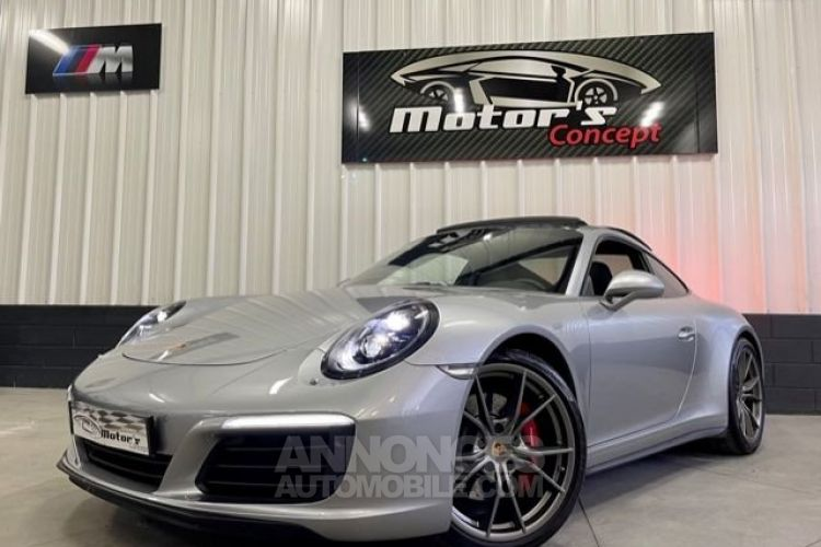 Porsche 911 991 4 S PHASE 2 3.0 420 CV CARNET COMPLET - <small></small> 119.990 € <small>TTC</small> - #2