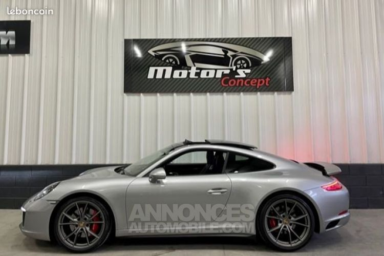 Porsche 911 991 4 S PHASE 2 3.0 420 CV CARNET COMPLET - <small></small> 119.990 € <small>TTC</small> - #3