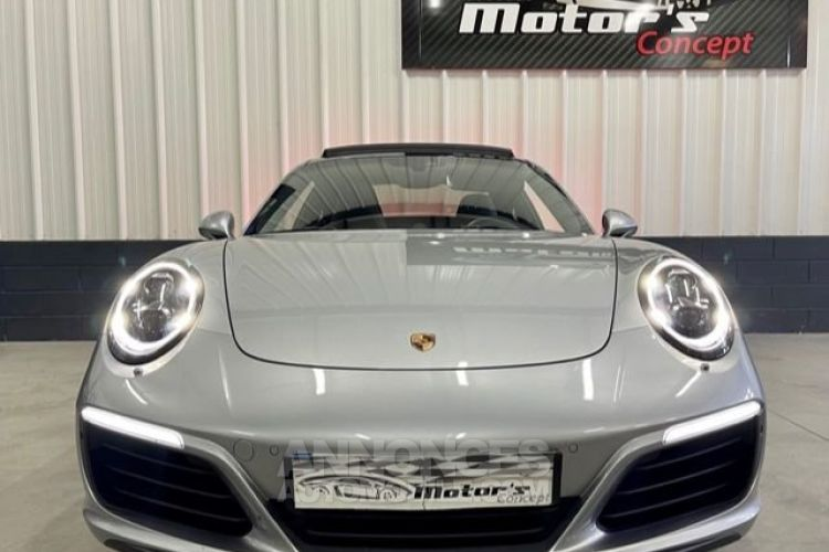Porsche 911 991 4 S PHASE 2 3.0 420 CV CARNET COMPLET - <small></small> 119.990 € <small>TTC</small> - #10