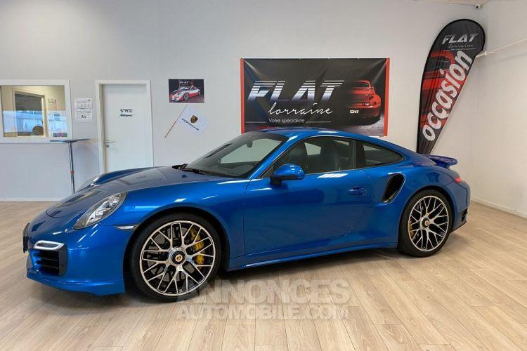 Porsche 911 991 Turbo S - <small></small> 133.900 € <small>TTC</small> - #1