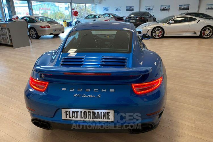 Porsche 911 991 Turbo S - <small></small> 133.900 € <small>TTC</small> - #4