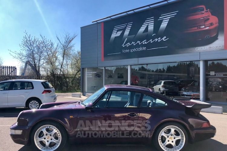 Porsche 911 TURBO (965) - <small></small> 108.000 € <small>TTC</small> - #3