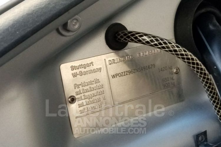 Porsche 911 TYPE 964 (964) 3.6 CARRERA RS - <small></small> 185.000 € <small>TTC</small> - #7