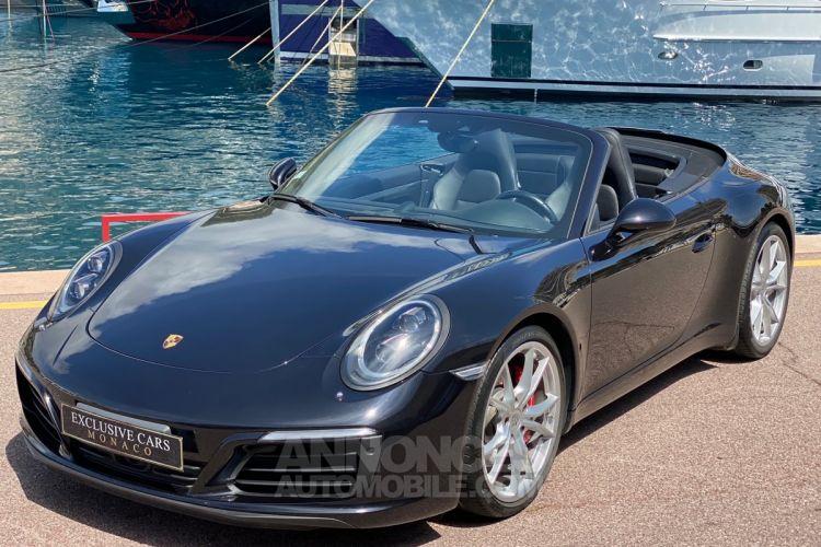 Porsche 911 TYPE 991 CARRERA S CABRIOLET 420 CV PDK - MONACO - <small></small> 114.900 € <small>TTC</small> - #1