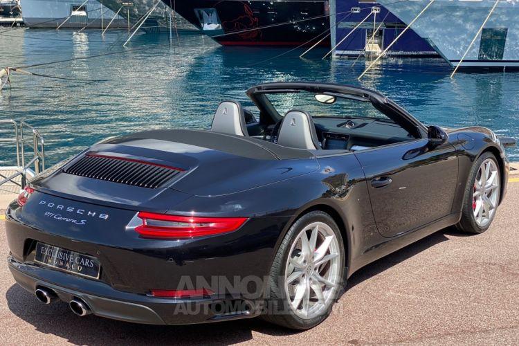 Porsche 911 TYPE 991 CARRERA S CABRIOLET 420 CV PDK - MONACO - <small></small> 114.900 € <small>TTC</small> - #3