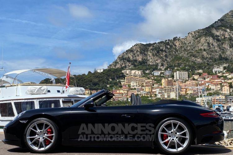 Porsche 911 TYPE 991 CARRERA S CABRIOLET 420 CV PDK - MONACO - <small></small> 114.900 € <small>TTC</small> - #5