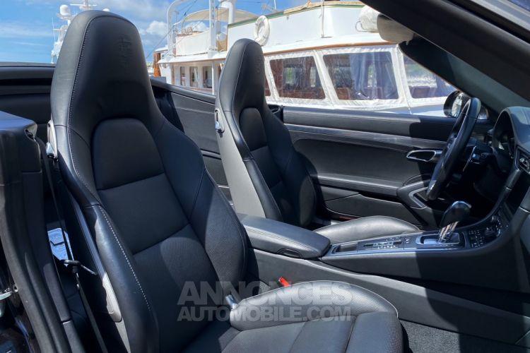 Porsche 911 TYPE 991 CARRERA S CABRIOLET 420 CV PDK - MONACO - <small></small> 114.900 € <small>TTC</small> - #10
