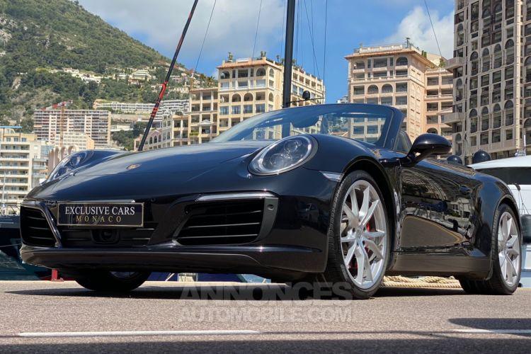 Porsche 911 TYPE 991 CARRERA S CABRIOLET 420 CV PDK - MONACO - <small></small> 114.900 € <small>TTC</small> - #11