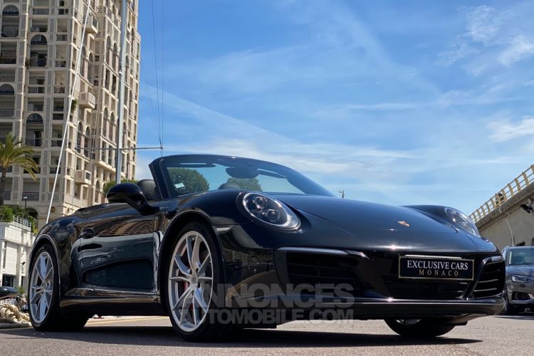 Porsche 911 TYPE 991 CARRERA S CABRIOLET 420 CV PDK - MONACO - <small></small> 114.900 € <small>TTC</small> - #12