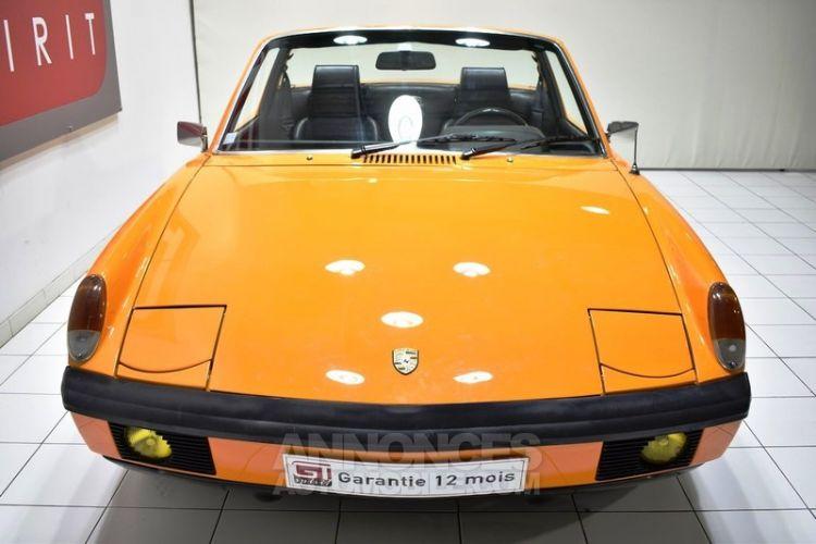 Porsche 914 2.0 - <small></small> 42.900 € <small>TTC</small> - #5