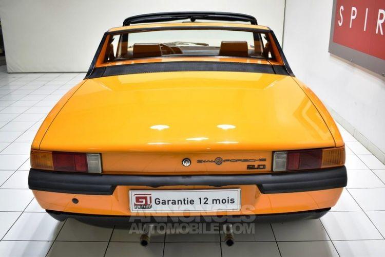 Porsche 914 2.0 - <small></small> 42.900 € <small>TTC</small> - #6
