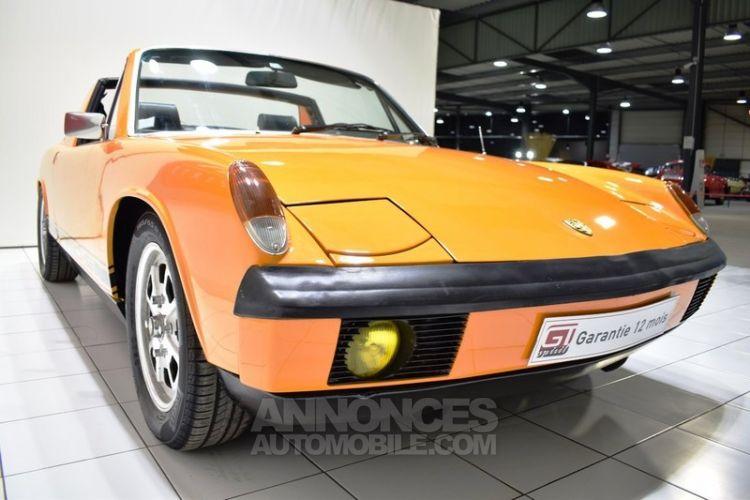 Porsche 914 2.0 - <small></small> 42.900 € <small>TTC</small> - #11