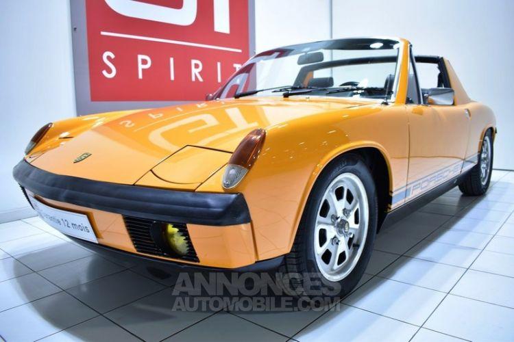 Porsche 914 2.0 - <small></small> 42.900 € <small>TTC</small> - #13