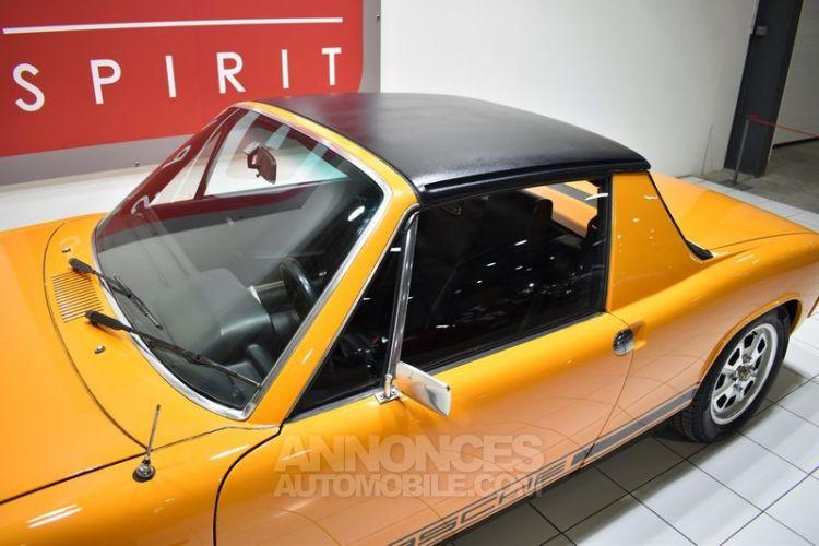 Porsche 914 2.0 - <small></small> 42.900 € <small>TTC</small> - #27