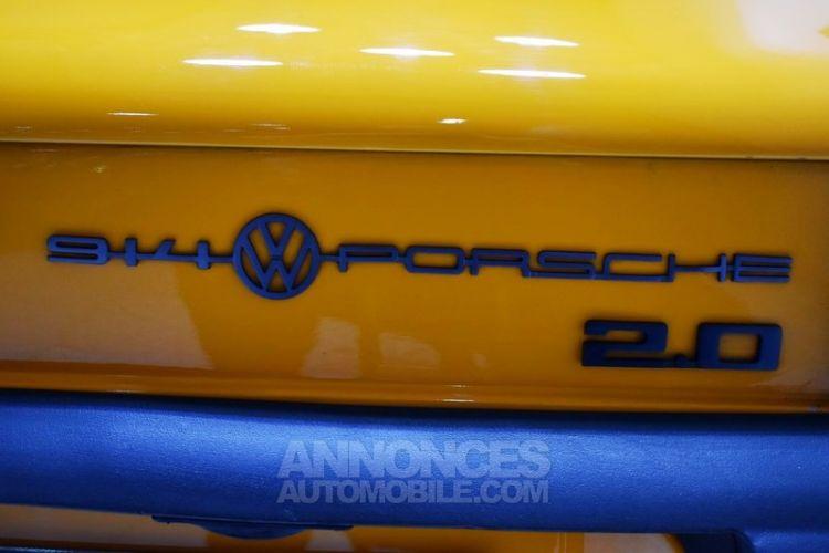 Porsche 914 2.0 - <small></small> 42.900 € <small>TTC</small> - #50