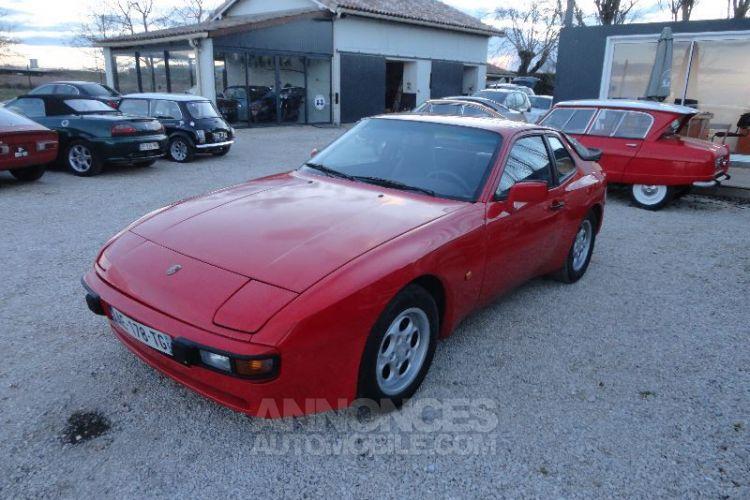 Porsche 944 TARGA - <small></small> 11.600 € <small>TTC</small> - #6