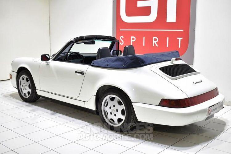 Porsche 964 Carrera 4 Cabriolet - <small></small> 54.900 € <small>TTC</small> - #2