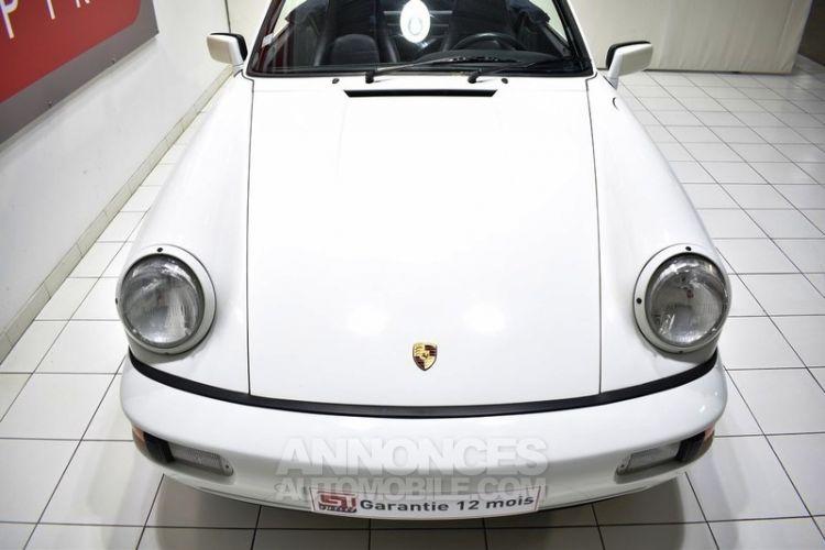 Porsche 964 Carrera 4 Cabriolet - <small></small> 54.900 € <small>TTC</small> - #12