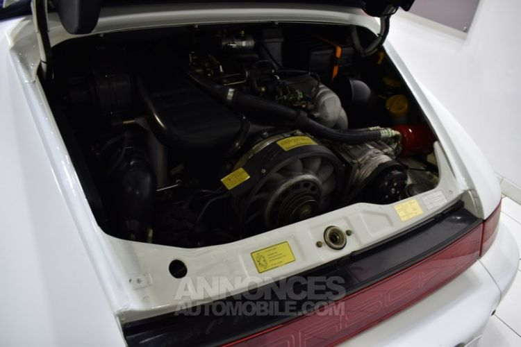 Porsche 964 Carrera 4 Cabriolet - <small></small> 54.900 € <small>TTC</small> - #18