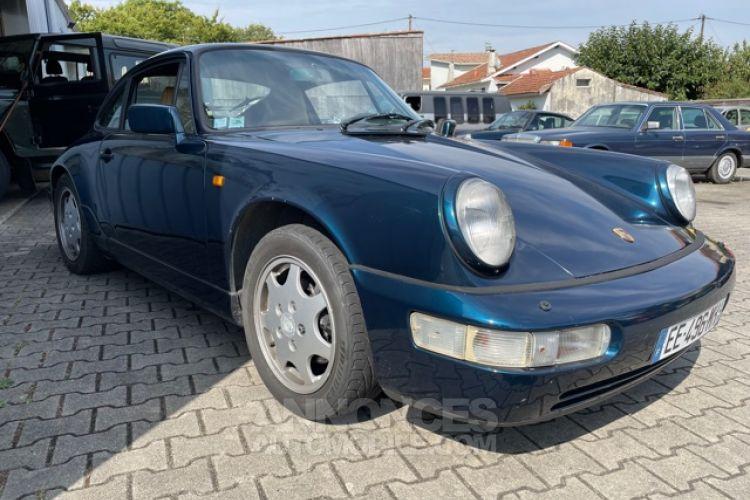 Porsche 964 CARRERA TIPTRONIC - <small></small> 55.000 € <small>TTC</small> - #4