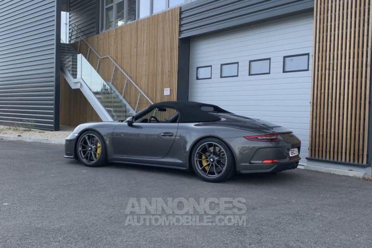 Porsche 991 speedster - <small></small> 390.000 € <small>TTC</small> - #12