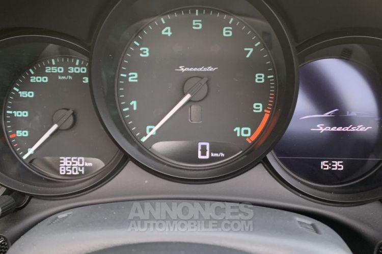 Porsche 991 speedster - <small></small> 390.000 € <small>TTC</small> - #42