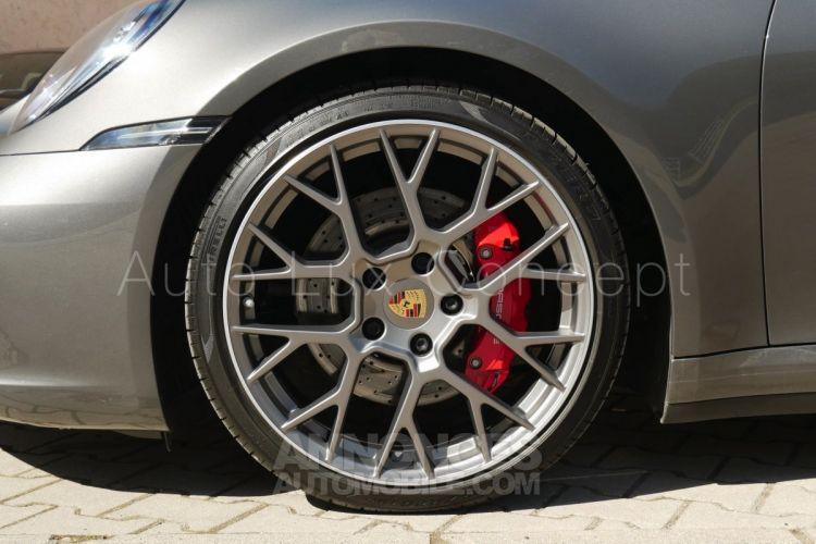 Porsche 992 911 Carrera 4S, SportDesign, Toit pano, Caméra 360°, Pack Chrono, Échappement sport... - <small></small> 134.990 € <small>TTC</small> - #12