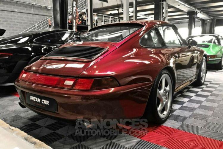 Porsche 993 PORSCHE 993 CARRERA 4S X51 3.8 300 CH - <small></small> 112.000 € <small>TTC</small> - #4