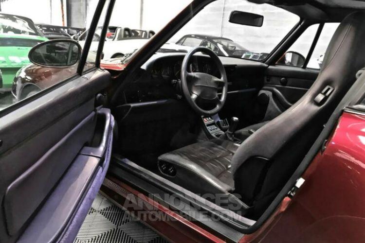 Porsche 993 PORSCHE 993 CARRERA 4S X51 3.8 300 CH - <small></small> 112.000 € <small>TTC</small> - #6