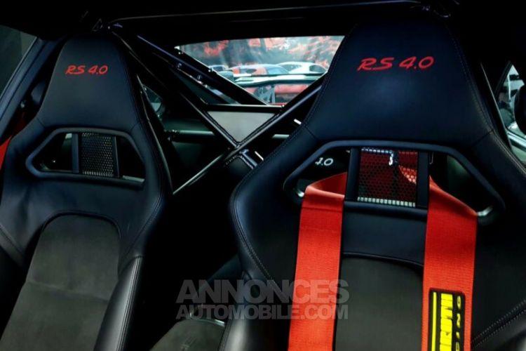 Porsche 997 PORSCHE 911 997 GT3 RS 4.0 - <small></small> 370.000 € <small>TTC</small> - #15