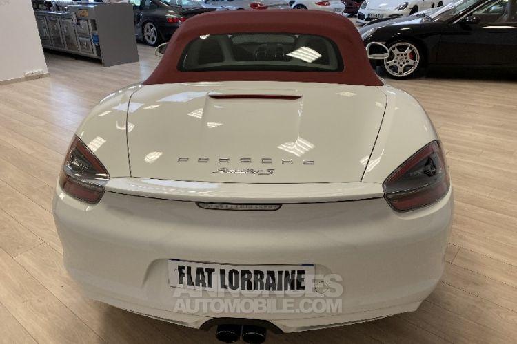 Porsche Boxster S 981 315 CV - <small></small> 57.900 € <small>TTC</small> - #3