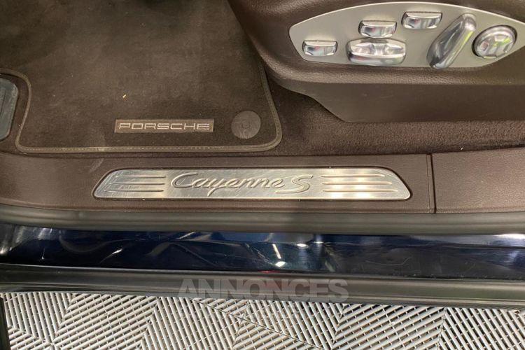 Porsche Cayenne PORSCHE CAYENNE (2) S - TIPTRONIC - <small></small> 49.900 € <small>TTC</small> - #21