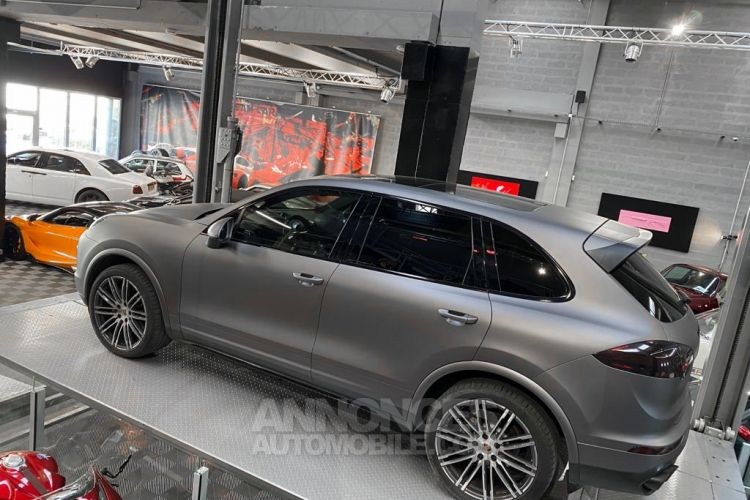 Porsche Cayenne PORSCHE CAYENNE (2) S - TIPTRONIC - <small></small> 49.900 € <small>TTC</small> - #4