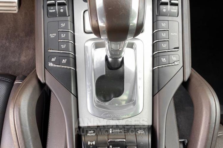 Porsche Cayenne PORSCHE CAYENNE (2) S - TIPTRONIC - <small></small> 49.900 € <small>TTC</small> - #14