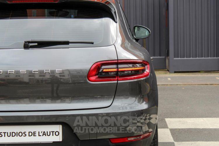 Porsche Macan 3.0 V6 258ch S Diesel PDK - <small></small> 36.950 € <small>TTC</small> - #6