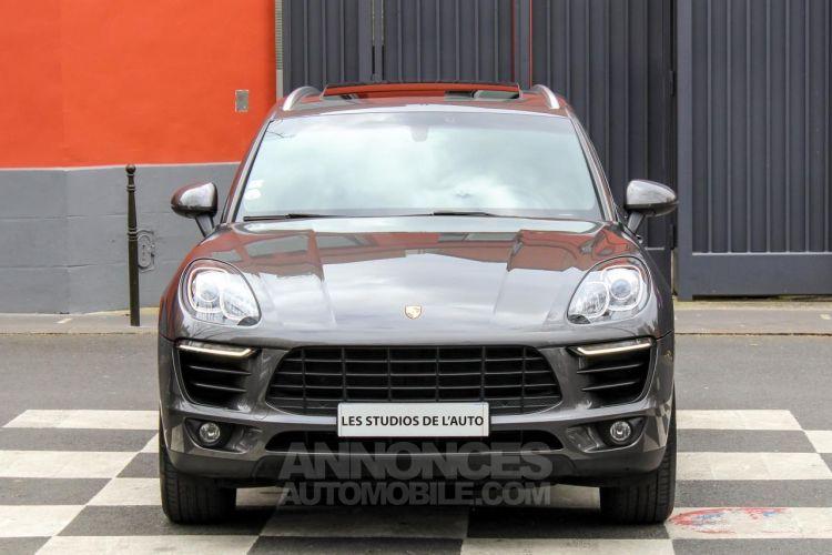 Porsche Macan 3.0 V6 258ch S Diesel PDK - <small></small> 36.950 € <small>TTC</small> - #23