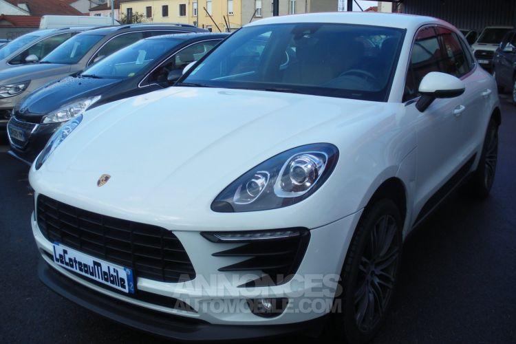 Porsche Macan MACAN S TDI 260 CV - <small></small> 47.500 € <small>TTC</small> - #1