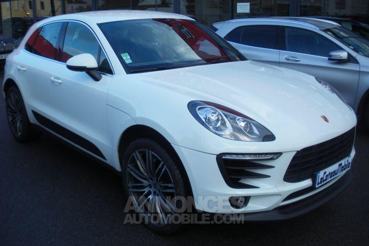 Porsche Macan MACAN S TDI 260 CV - <small></small> 47.500 € <small>TTC</small> - #2