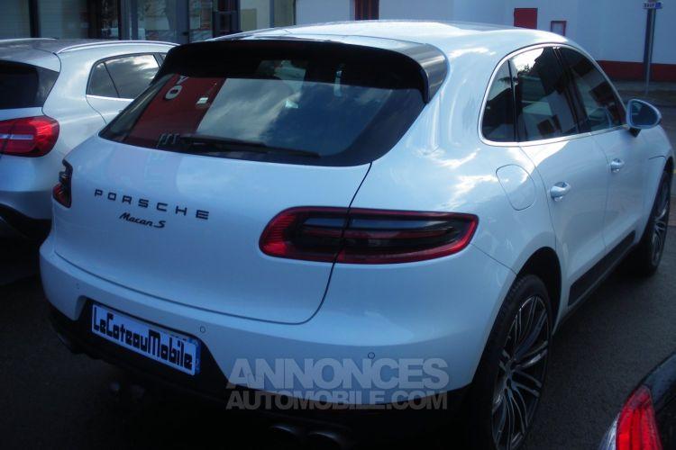 Porsche Macan MACAN S TDI 260 CV - <small></small> 47.500 € <small>TTC</small> - #6