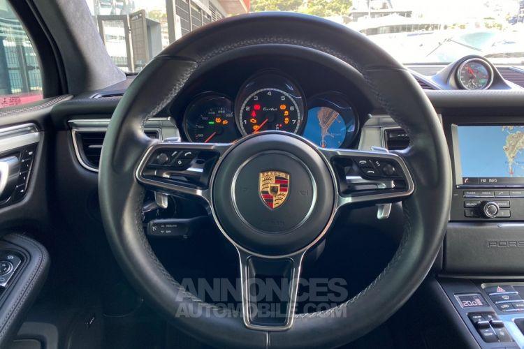 Porsche Macan TURBO 3.6 V6 PDK 400 CV - MONACO - <small></small> 67.900 € <small>TTC</small> - #17