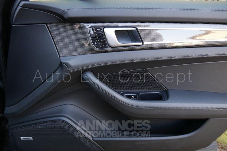 Porsche Panamera 4S, Carbone, ACC, Caméra, BOSE, Suspension pneumatique, MALUS PAYÉ - <small></small> 77.890 € <small>TTC</small> - #17