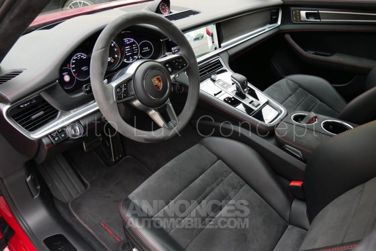 Porsche Panamera GTS Sport Turismo, ACC, Affichage tête haute, 360°, Roues AR directrices, BOSE, MALUS PAYÉ - <small></small> 119.890 € <small>TTC</small> - #5