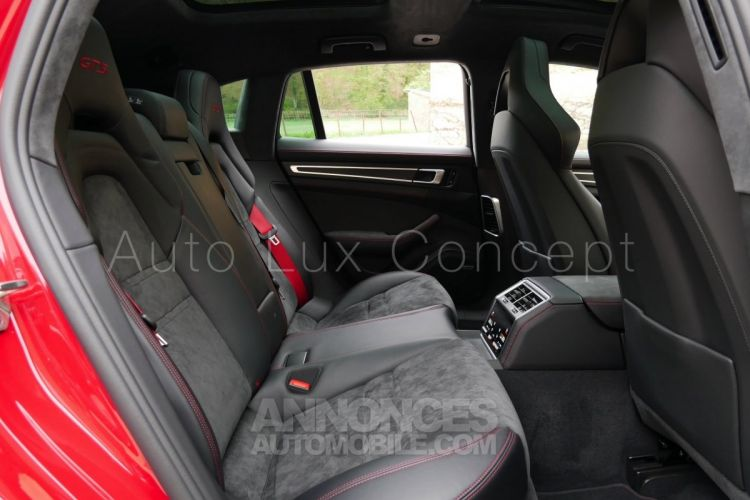 Porsche Panamera GTS Sport Turismo, ACC, Affichage tête haute, 360°, Roues AR directrices, BOSE, MALUS PAYÉ - <small></small> 119.890 € <small>TTC</small> - #9