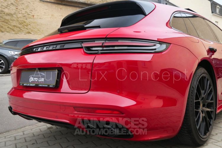 Porsche Panamera GTS Sport Turismo, ACC, Affichage tête haute, 360°, Roues AR directrices, BOSE, MALUS PAYÉ - <small></small> 119.890 € <small>TTC</small> - #12