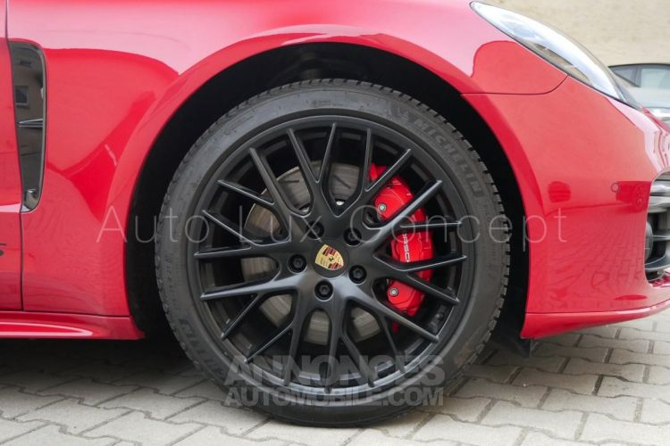 Porsche Panamera GTS Sport Turismo, ACC, Affichage tête haute, 360°, Roues AR directrices, BOSE, MALUS PAYÉ - <small></small> 119.890 € <small>TTC</small> - #13
