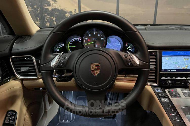 Porsche Panamera V6 3.0 416 ch Hybrid - <small></small> 69.780 € <small>TTC</small> - #7