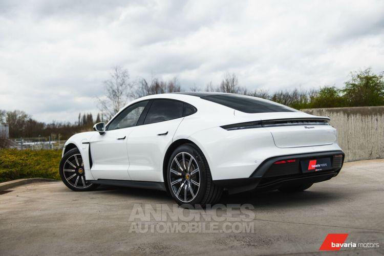 Porsche Taycan 2WD - BOSE - PERFORMANCE BATTERY - 360° - <small></small> 105.900 € <small>TTC</small> - #9